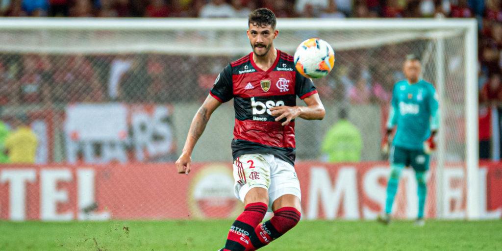 Gustavo Henrique Flamengo Barcelona