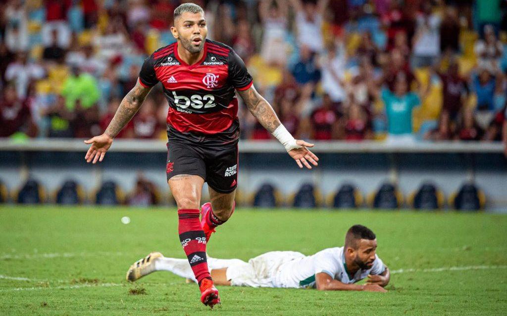 SuperGabigol! Versão 2020 o torna o líder na artilharia e em assistências do Flamengo no ano