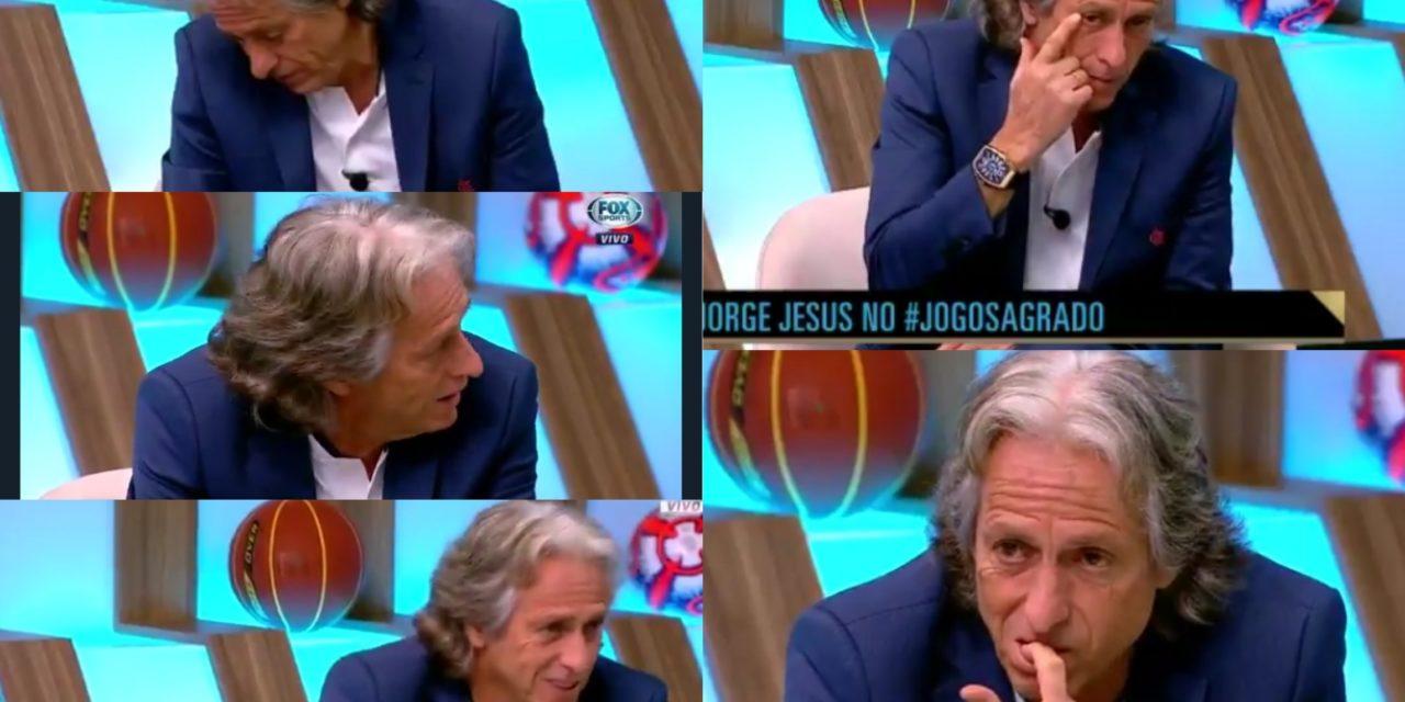 Jesus na Fox: trends topics, bastidores de Flamengo contra River e Liverpool e repercussão em Portugal