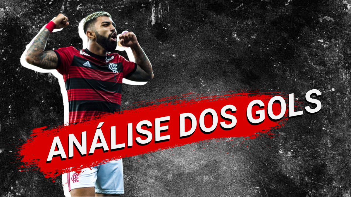 analise gols gabigol