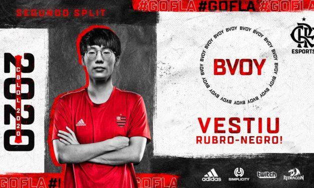 Bvoy e Luci farão sua estréia no Flamengo amanhã (14/06)