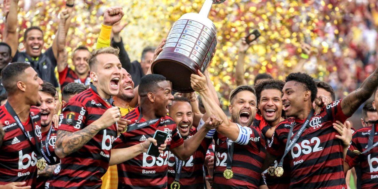 Flamengo terá transmissões na Libertadores espalhadas; veja onde assistir todos os jogos