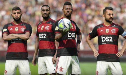 Flamengo retorna ao torneio virtual Futebol de Casa