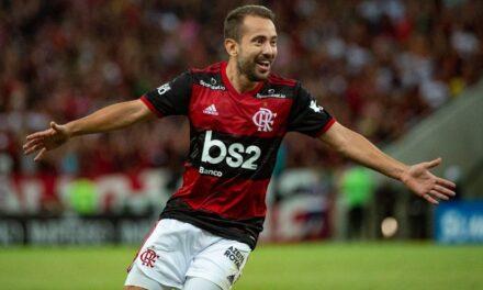 Relembre os gols de cabeça de Everton Ribeiro pelo Flamengo