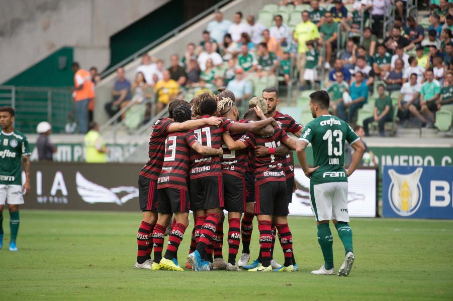 Flamengo absolvido pelo STJD em caso no Allianz Parque