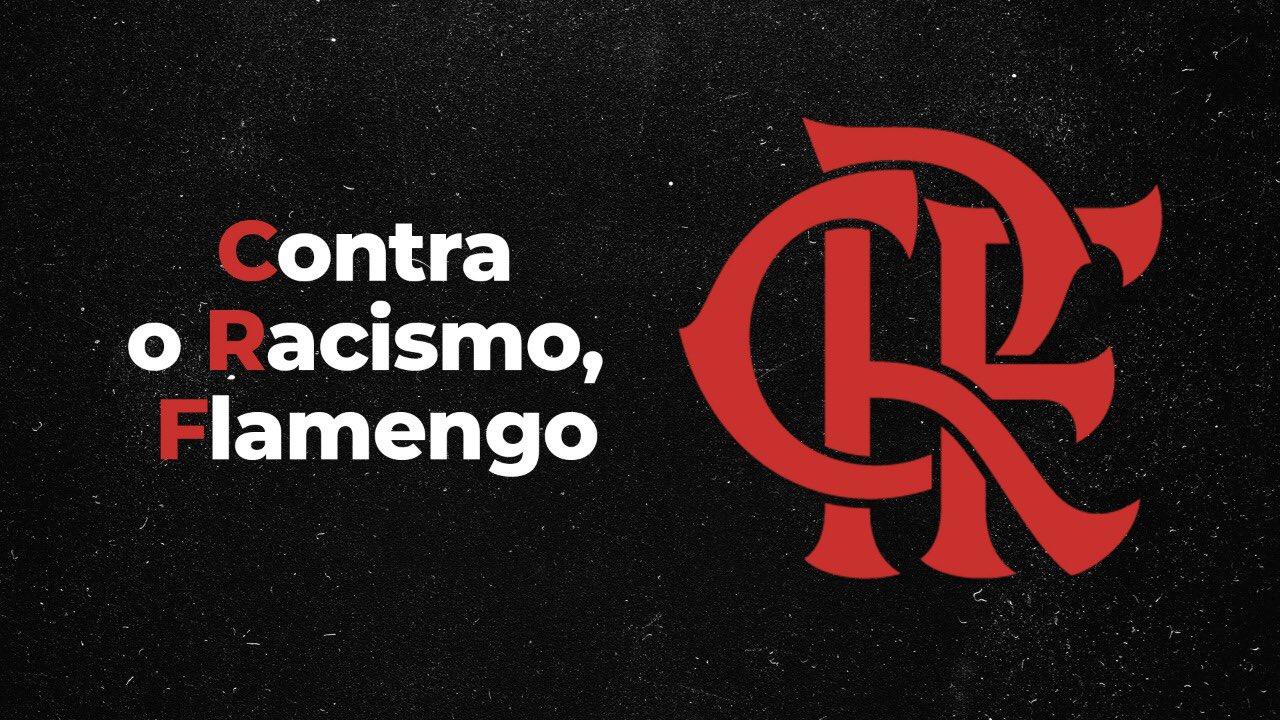 flamengo antirracismo movimento