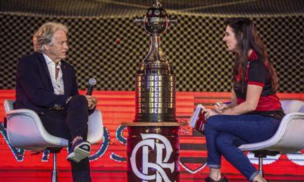 Live beneficente do Flamengo ganha destaque na imprensa internacional