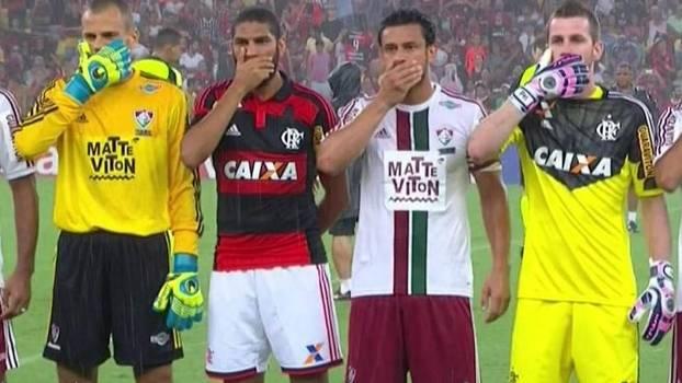 Flamengo fluminense 2015