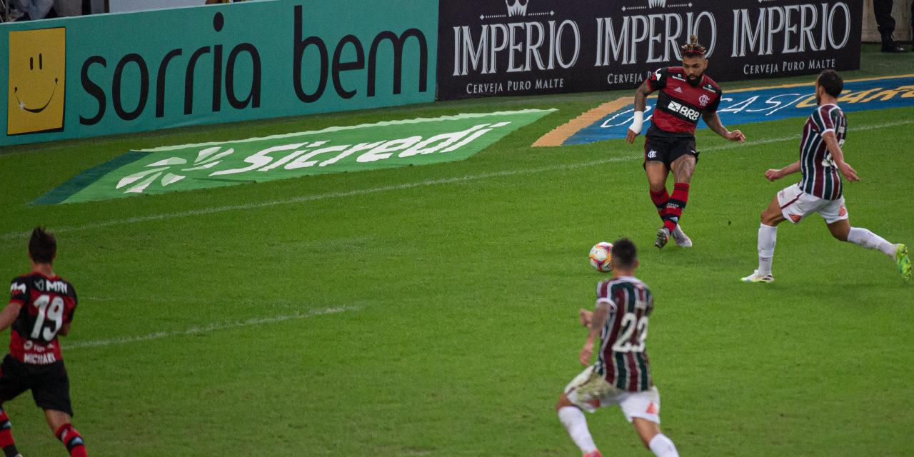 Notas e análises de Flamengo 2×1 Fluminense