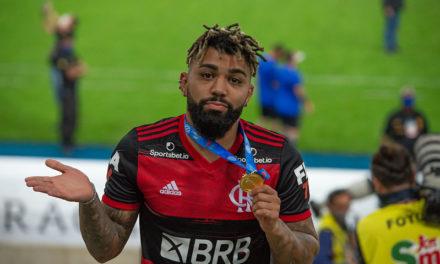 Gabigol volta a atingir mais um duplo-duplo pelo Flamengo