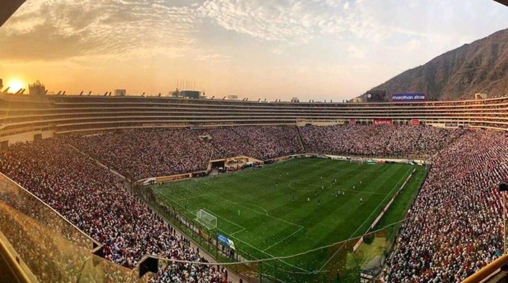 libertadores final única Lima