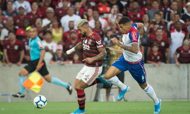 Fique de olho: Flamengo enfrenta um Bahia pressionado