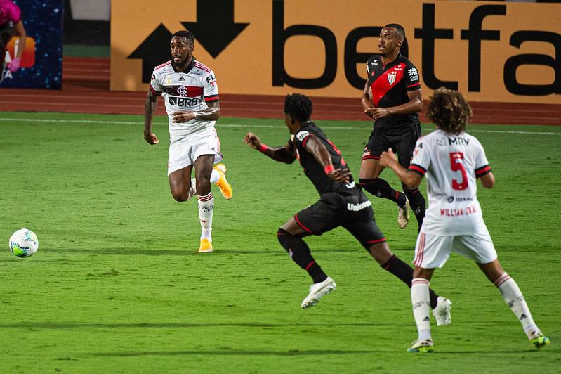 2ª Rodada: confira as pontuações dos jogadores do Flamengo no Cartola