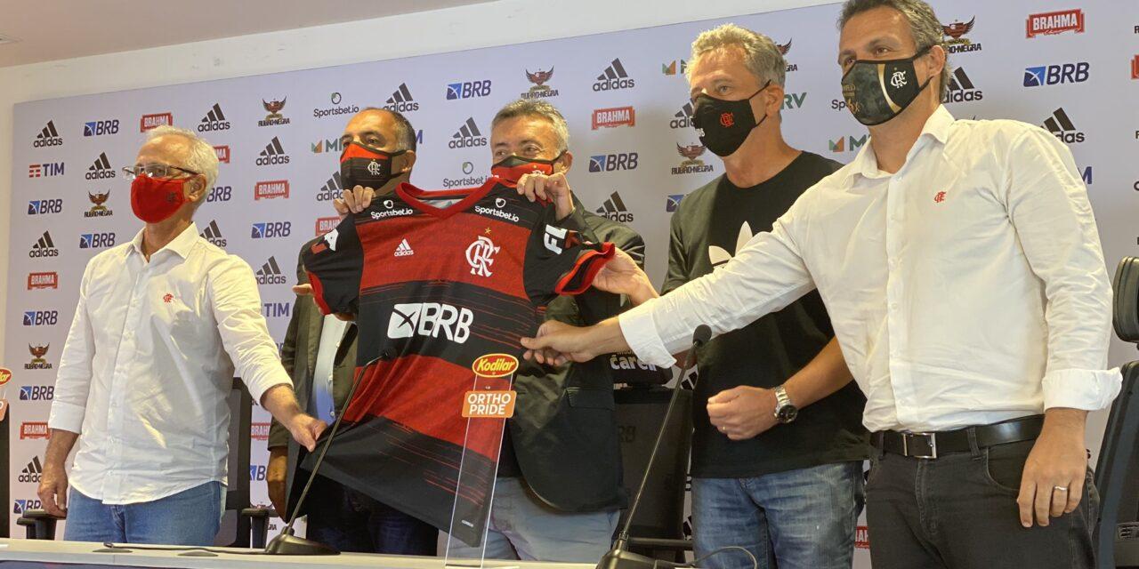 Domènec: 'Quando o Flamengo te chama não pode dizer não'