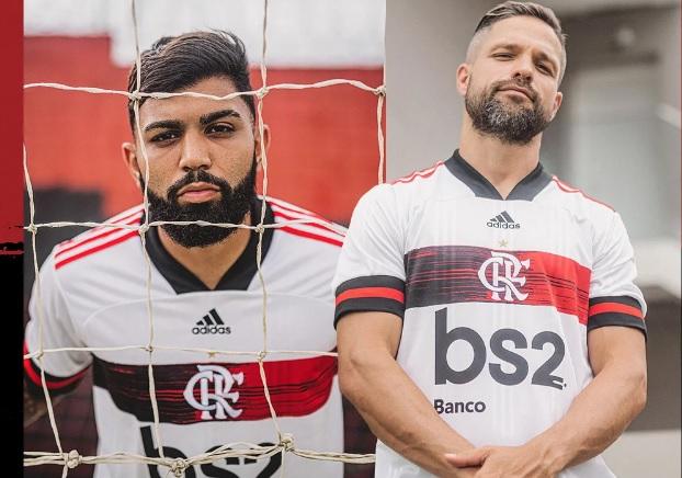 Flamengo deve estrear segundo uniforme contra o Atlético-GO