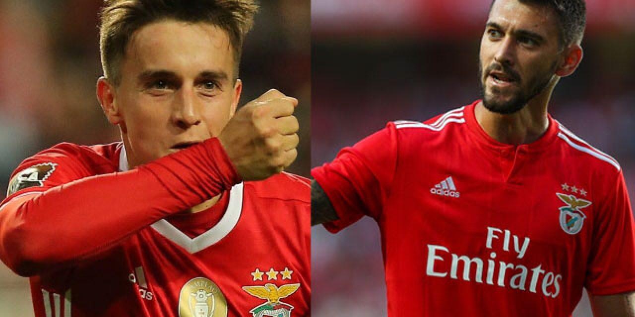 Conheça Cervi e Ferreyra, atletas que o Benfica quer colocar no Flamengo