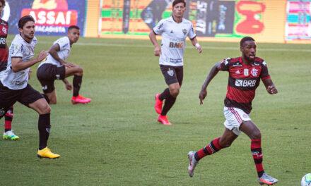 Análise Tática: Flamengo de Domènec tem poucas mudanças, muitos erros de pontaria e corneta injusta