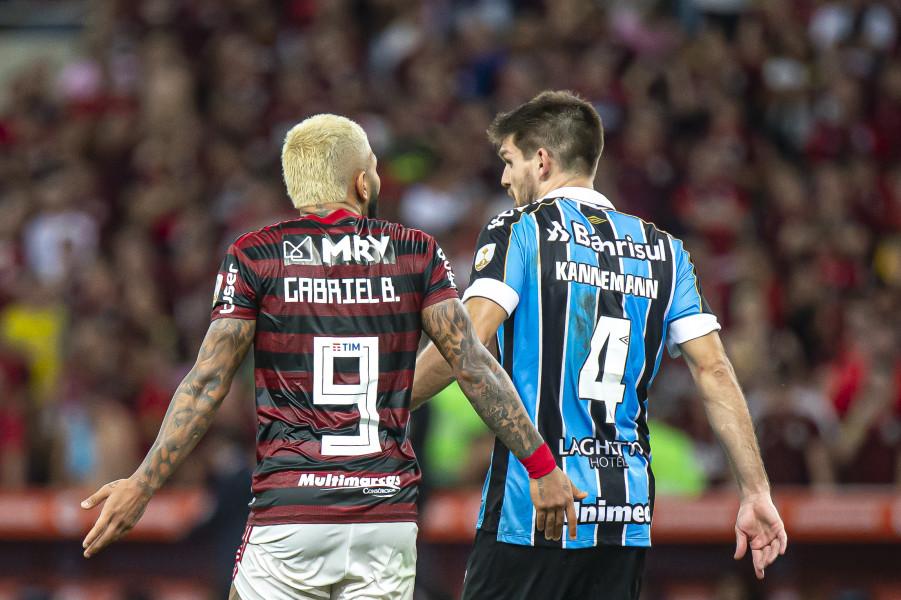 'É uma final de Brasileiro para o Grêmio', diz comentarista sobre Fla x Grê