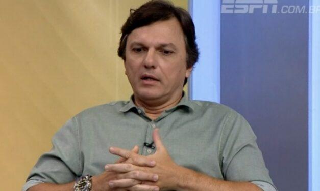 """Flamengo ou Racing? Mauro Cézar revela como vai torcer após """"quebrar"""" a internet"""