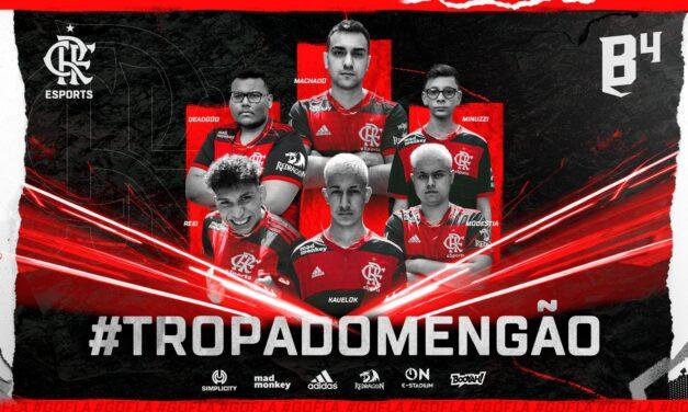 Guia Free Fire para torcedores do Flamengo