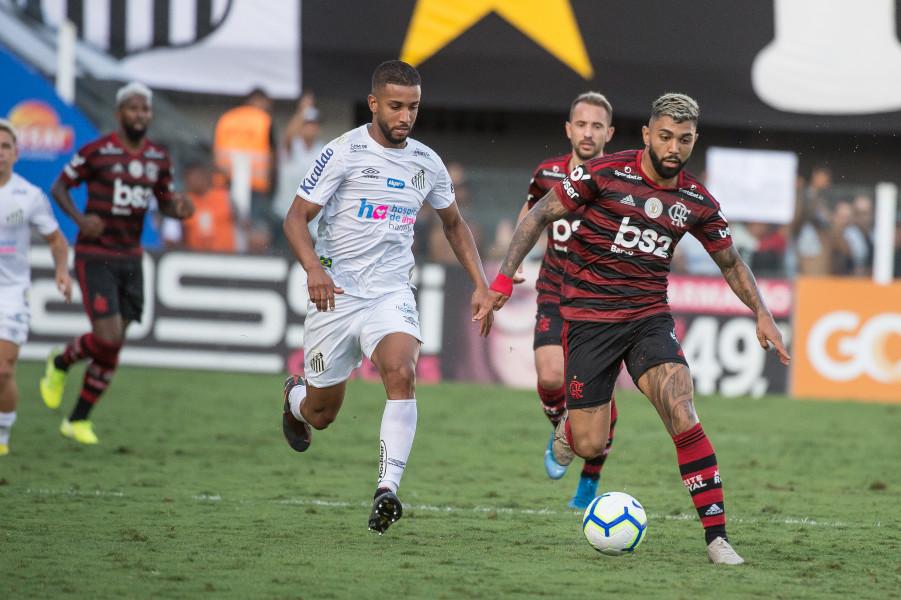 Santos x Flamengo: tudo sobre a partida válida pela 6ª rodada