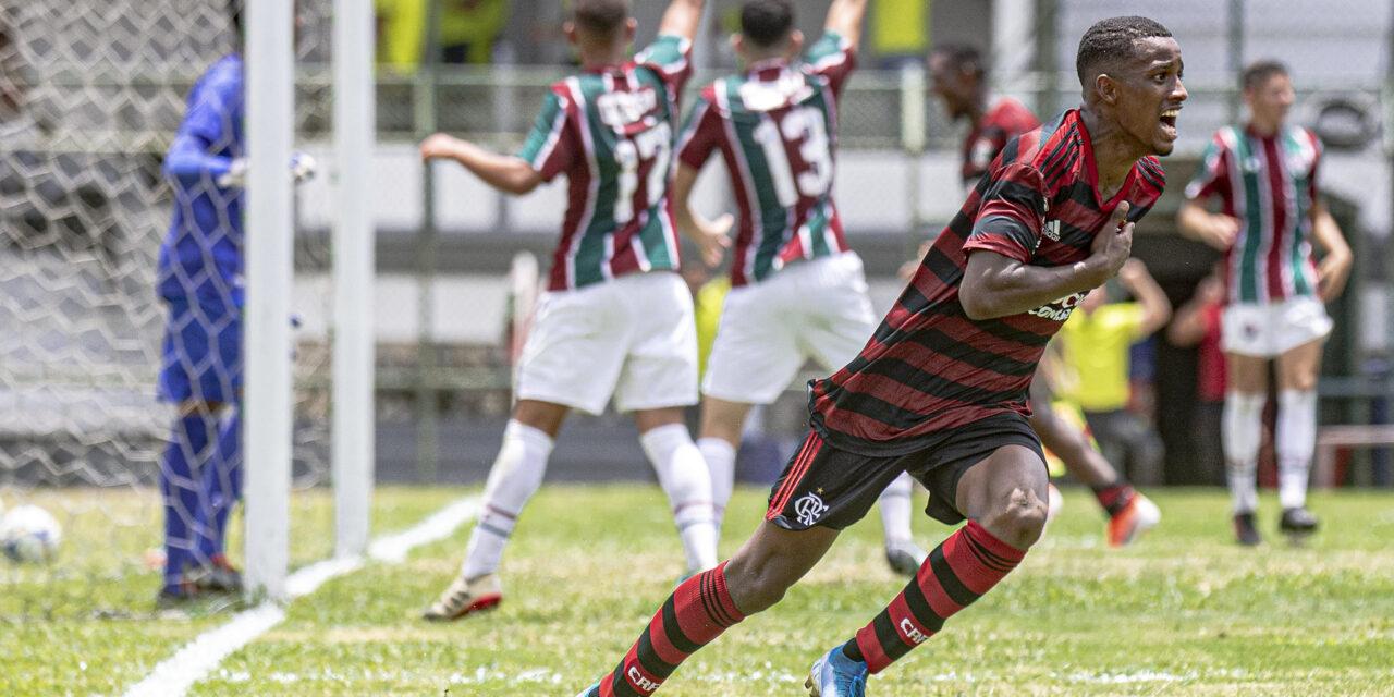 Joias da Base: Carlos Daniel conta início no Flamengo e sonho pela Libertadores