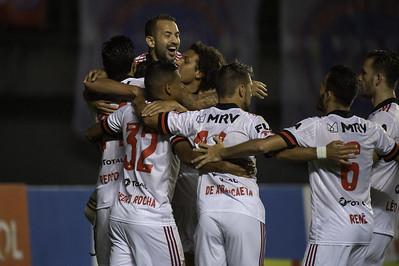 Flamengo Bahia everton ribeiro, thiago maia, rene, william arão, arrascaeta