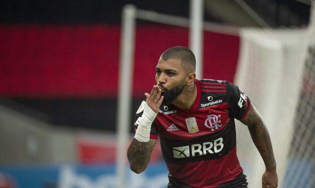 Enquanto se recupera de lesão, Gabigol envia mensagem para a torcida do Flamengo; confira