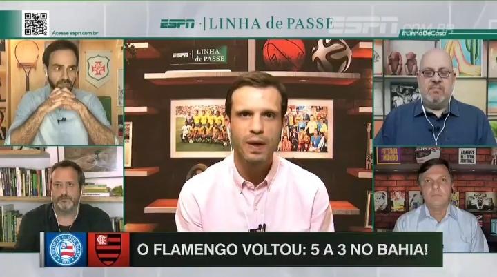 Kfouri compara vitória de ontem com os 3 a 0 no Ceará: 'Partida apresentou Dome ao Brasil'