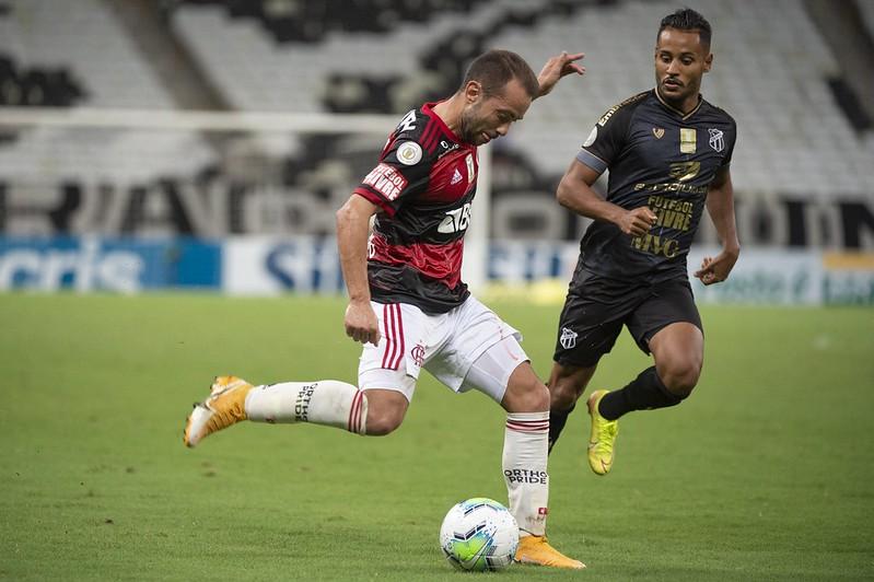 Notas e análises individuais de Ceará 2×0 Flamengo