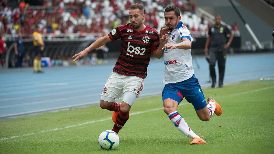 Flamengo x Fortaleza: tudo sobre a partida válida pela 8ª rodada