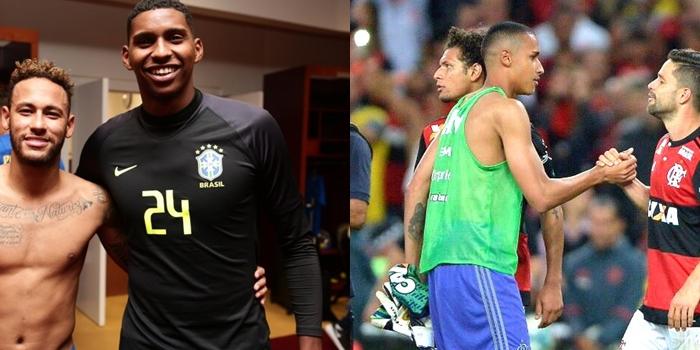 Conheça Gabriel Batista e Hugo Souza: possíveis titulares contra o Bahia