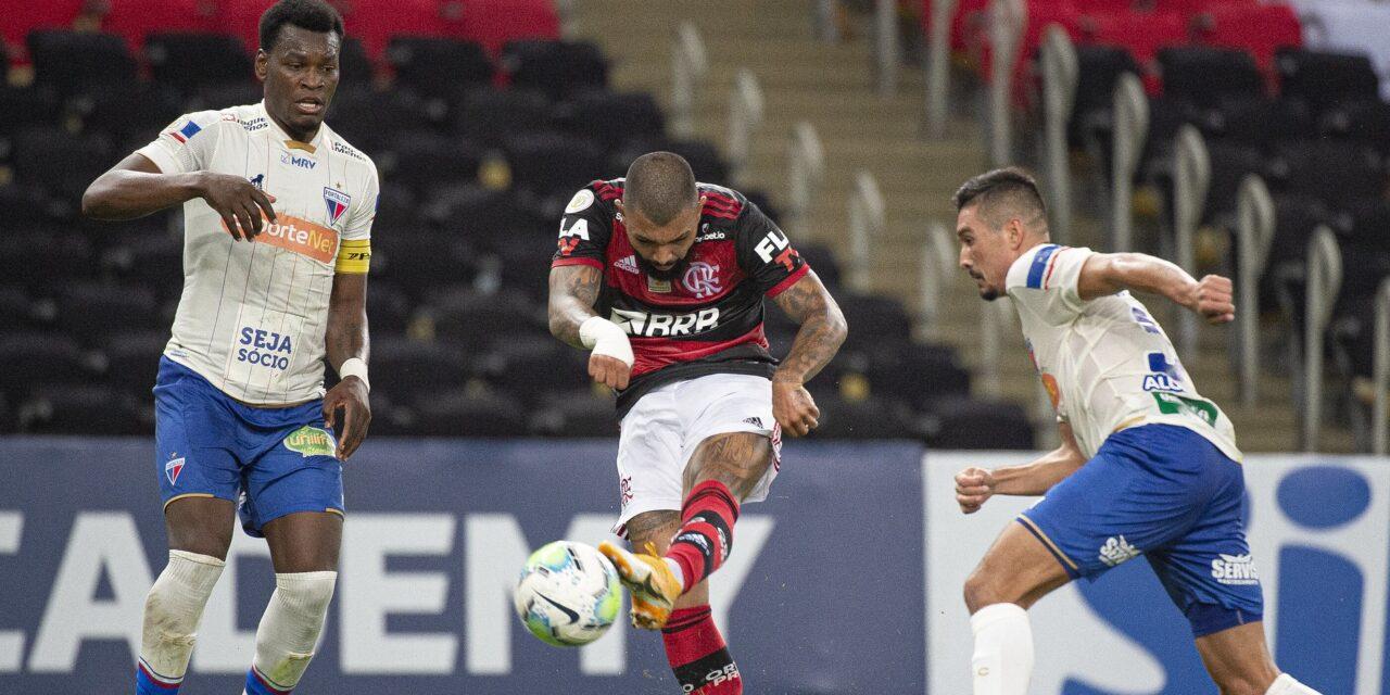 Notas e análises individuais de Flamengo 2×1 Bahia