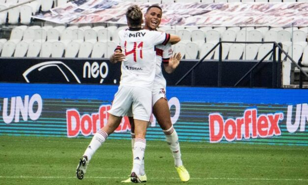 Corinthians 1×5 Flamengo: em terra de urubu gavião não se cria
