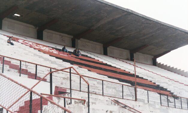 VP do Flamengo considera inviável reformas na arquibancada da Gávea