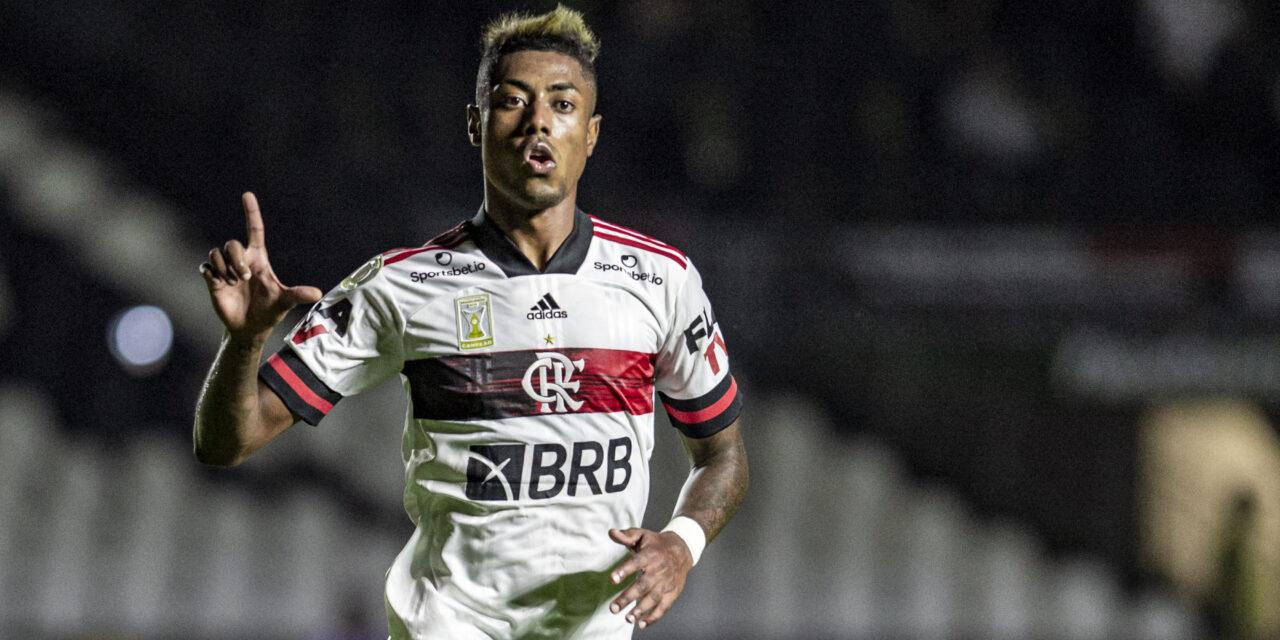 Bruno Henrique supera Keno e é o Cara da Rodada do Brasileirão