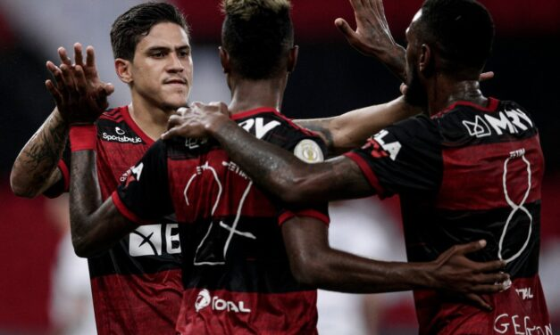 Deixou chegar: Após 17 rodadas, Flamengo é apontado como grande favorito ao título do Brasileirão