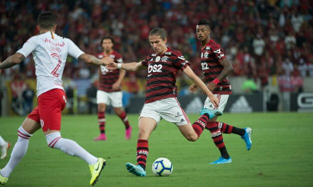 Antes de enfrentar o Flamengo, Internacional joga por classificação nas oitavas da Libertadores