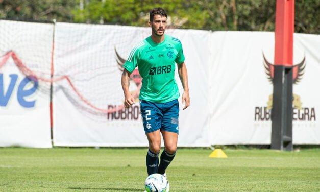 Após lesão no último jogo, Gustavo Henrique está fora da partida contra o Barranquilla