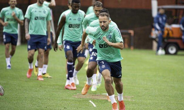 Everton Ribeiro atribui boa fase do elenco à evolução das ideias de Domènec Torrent
