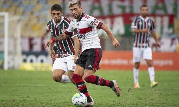 Arrascaeta é convocado pela seleção uruguaia e desfalca Flamengo contra Atlético-GO