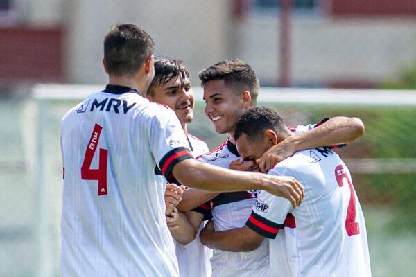 Flamengo recebe o Sport atrás da primeira vitória no Brasileirão Sub-20