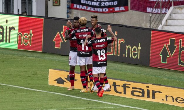 Volta por cima: Lincoln embala e mostra evolução no Flamengo sob o comando de Dome