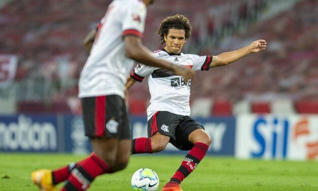Flamengo perde dois titulares para o jogo contra o São Paulo