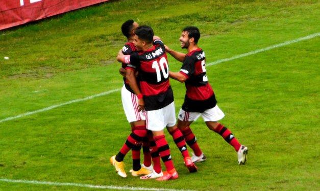Brasileirão Sub-20: Flamengo conquista terceira vitória consecutiva
