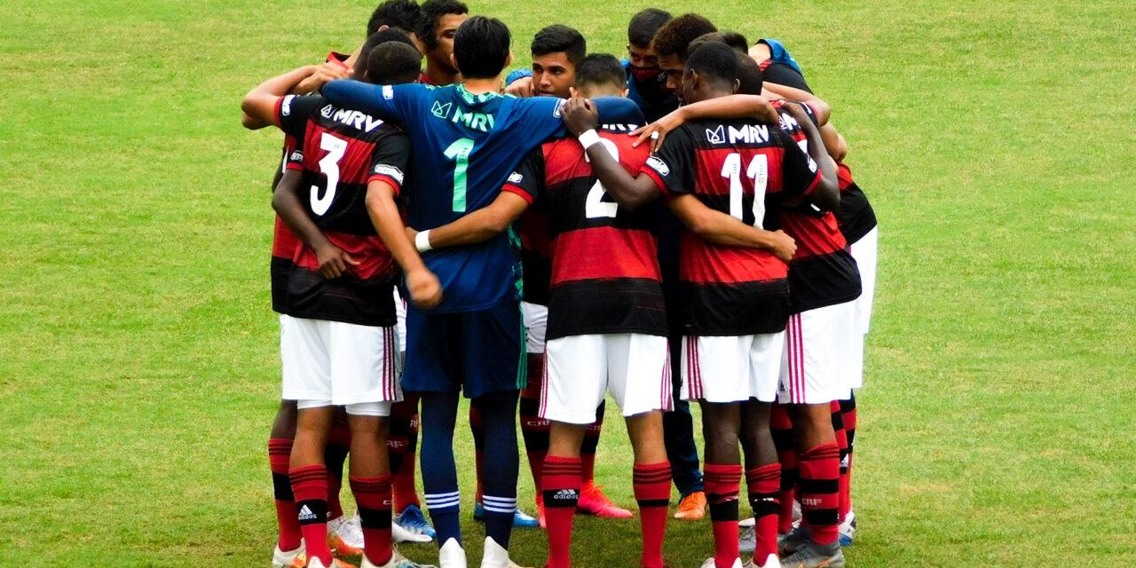Flamengo supera o Sport em primeira vitória pelo Brasileirão Sub-20