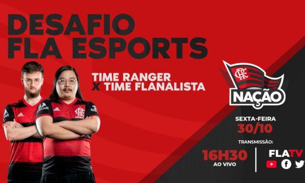 Programa Nação promove amistoso de LoL com participação de Flanalista e Ranger