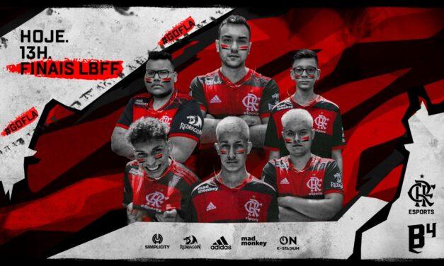 Flamengo chega em sua primeira final no Free Fire embalado por hit do cantor PK