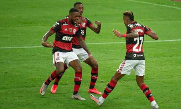 Flamengo é o melhor visitante da temporada pelo Brasileirão