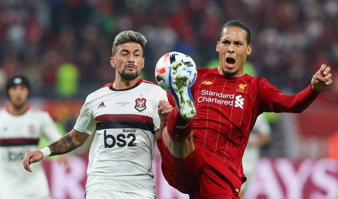 Gomes diz que Flamengo igualou intensidade do Liverpool